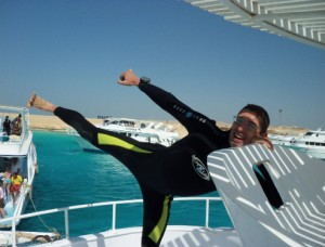 Anton - Best Dive Job in the World 2012