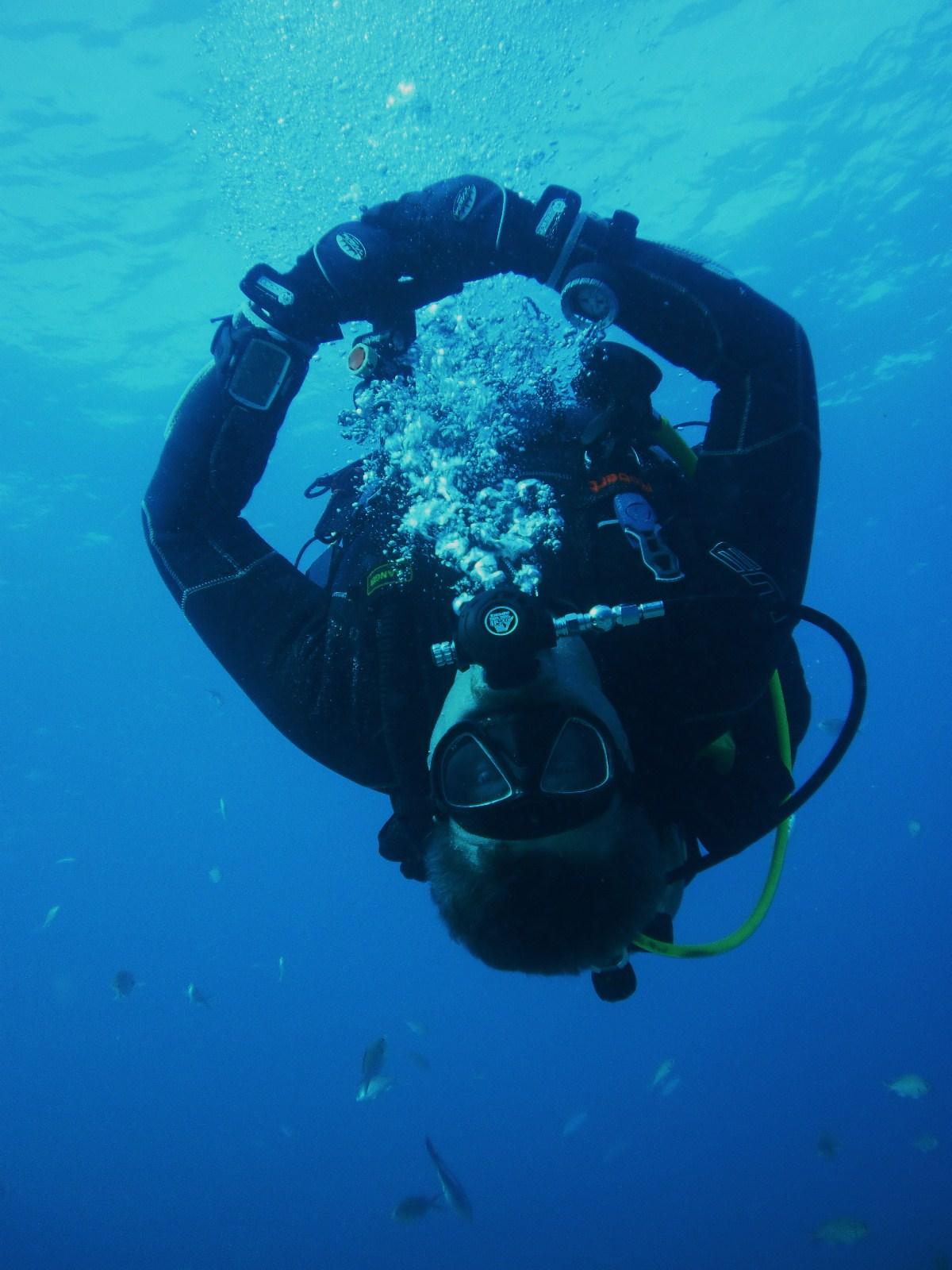 Scuba Archives Best Dive Job Fun Pramuka Island Robert H Hughes In The World 2012